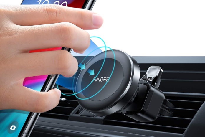AINOPE Magnetic Phone Car Mount-min (1)