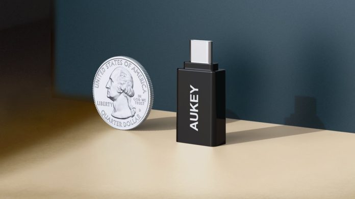 _AUKEY USB C Adapter-min