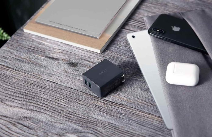 AUKEY USB Wall Charger-min (1)