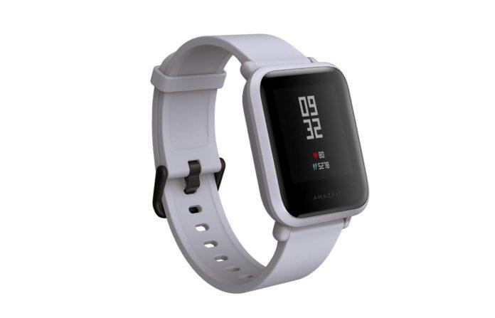 Amazfit BIP smartwatch by Huami -min
