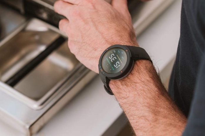 Amazfit Verge Smartwatch with Alexa Built-in-min