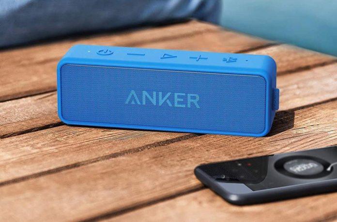 _Anker SoundCore 2 12W Portable Wireless Bluetooth Speaker-min