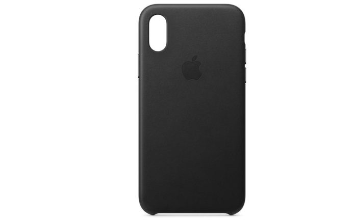 _Apple Leather Case (for iPhone Xs)-min