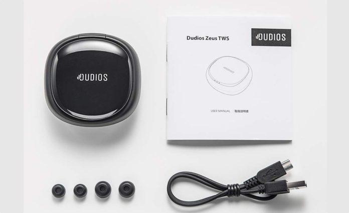 Dudios Zeus TWS Bluetooth 5.0 Headphones Mini in-Ear