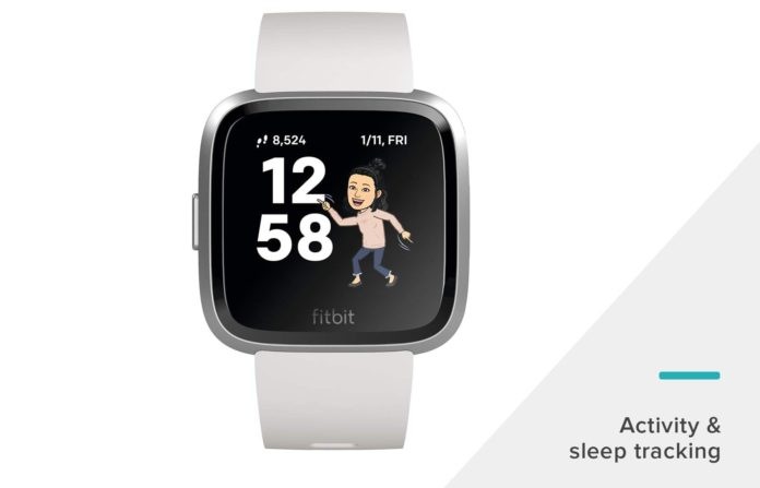 Fitbit Versa Lite Edition Smart Watch-min