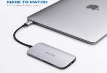 HooToo USB C Hub, 7-in-1 Adapter
