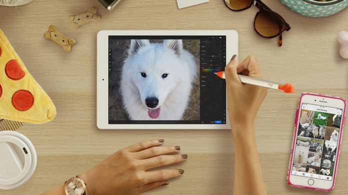 Logitech Crayon for iPad (6th Gen), iPad Air (3rd Gen) and iPad Mini (5th Gen) -min