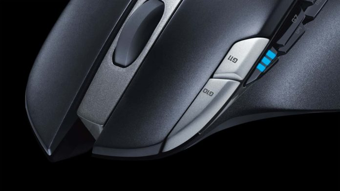 Logitech G602 Lag-Free Wireless Gaming Mouse-min