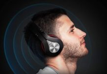 Mpow 059 Bluetooth Headphones Over Ear, Hi-Fi Stereo Wireless Headset-min
