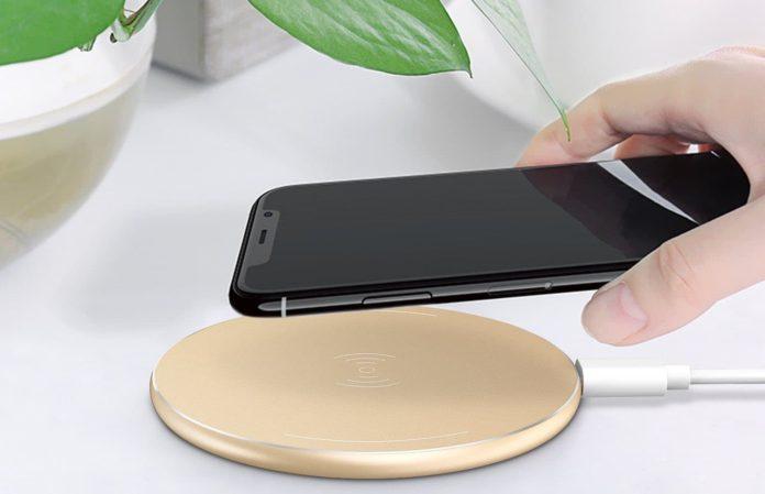 OMOTON Wireless Charger, Ultra-Slim Wireless Charging Pad-min (1)