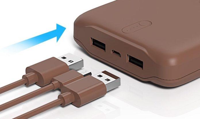 ORICO 20000mAh Portable Power Bank External Battery -min