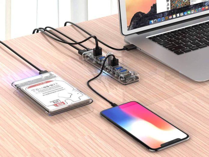 ORICO USB 3.0 Hub-min