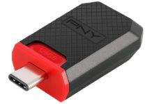 PNY Elite 128GB USB 3.1 Gen 1 Type-C Flash Drive - P-FD128ELTC-GE-min