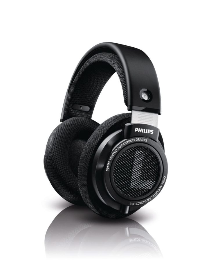 Philips SHP9500 HiFi Precision Stereo Over-Ear Headphones -min