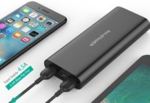 Portable Charger RAVPower 16750 Updated Phone Charger -min
