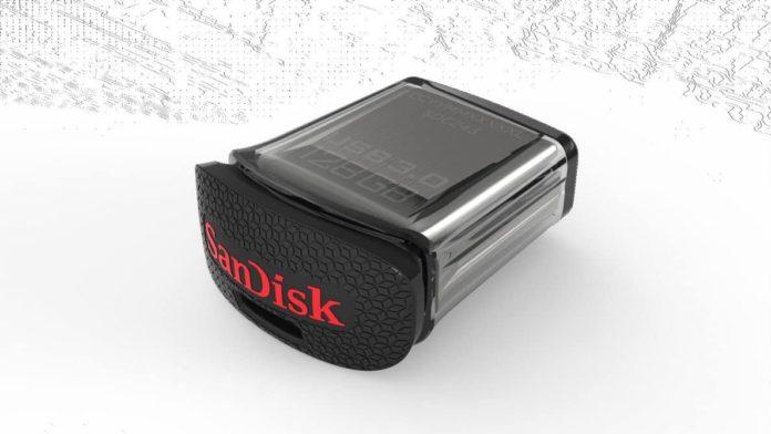 SanDisk Ultra Fit 128GB USB 3.0 Flash Drive-min (1)