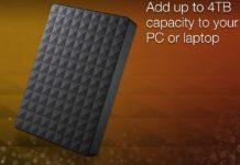 Seagate Expansion Portable 4TB External Hard Drive -min