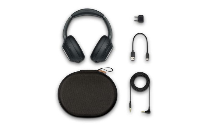 Sony Noise Cancelling Headphones WH1000XM3-min