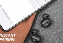 _SoundPEATS True Wireless Earbuds 5.0 Bluetooth Headphones in-Ear Stereo Wireless Earphones-min