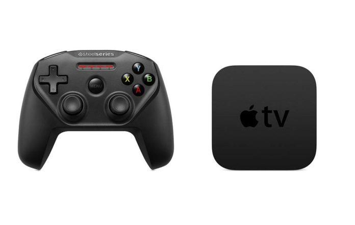 SteelSeries Nimbus Bluetooth Mobile Gaming Controller