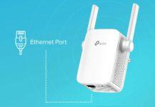 TP-Link | N300 WiFi Range Extender | Up to 300Mbps