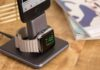 Twelve South HiRise Duet   Dual Charging Stand for iPhone and Apple Watch