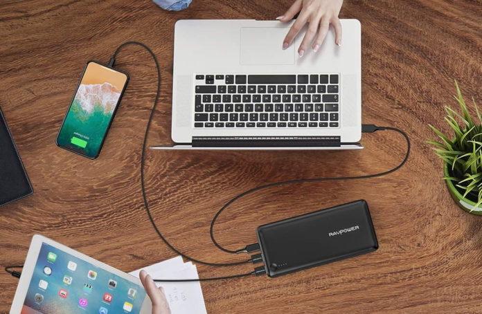 USB C Power Bank RAVPower 26800 PD Portable Charger 26800mAh-min (1)