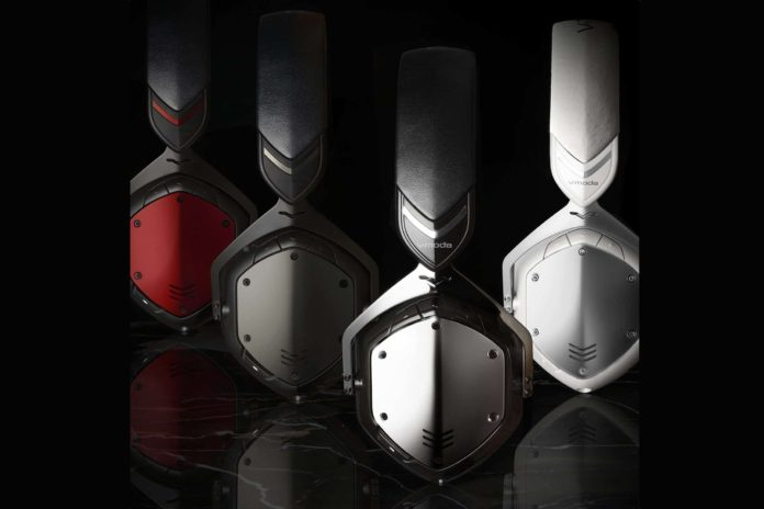 V-MODA Crossfade Wireless Over-Ear Headphone -min