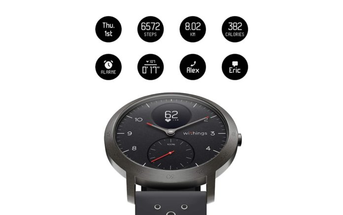 Withings : Nokia | Steel HR Sport Smartwatch