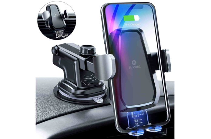 andobil Wireless Car Charger Mount-min