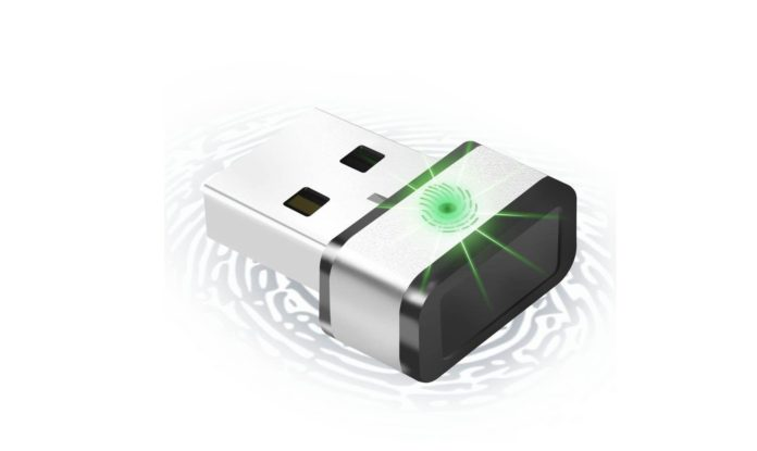 finger print scanner for windows