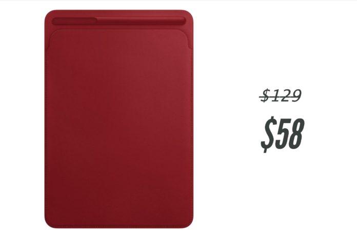 iPad Pro Leather Case Discount