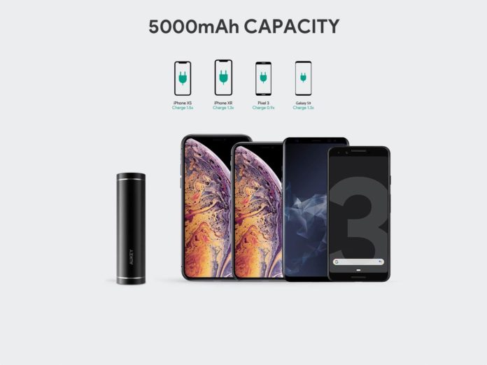 _AUKEY USB C Power Bank 5000mAh-min