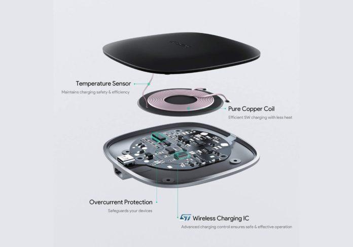 AUKEY USB C Wireless Charger-min