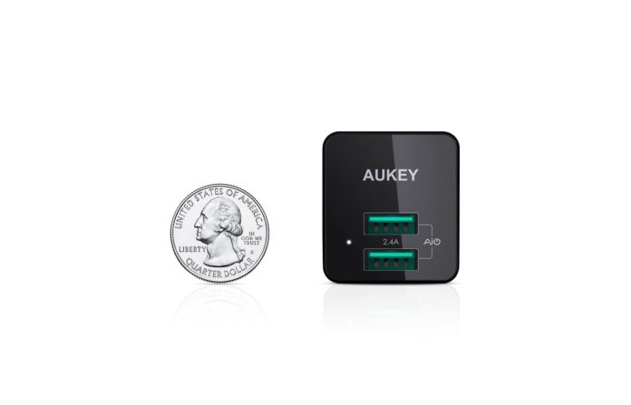 _AUKEY USB Wall Charger-min