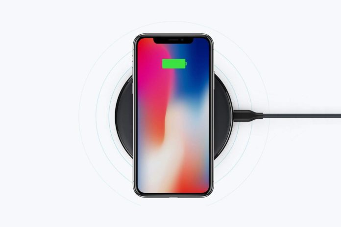 _Anker Wireless Charger, Powerwave Pad Upgraded 10W Max-min