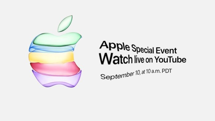 Apple Event Youtube