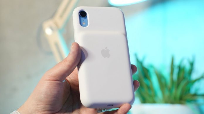 Apple Smart Battery Case (for iPhone XR)