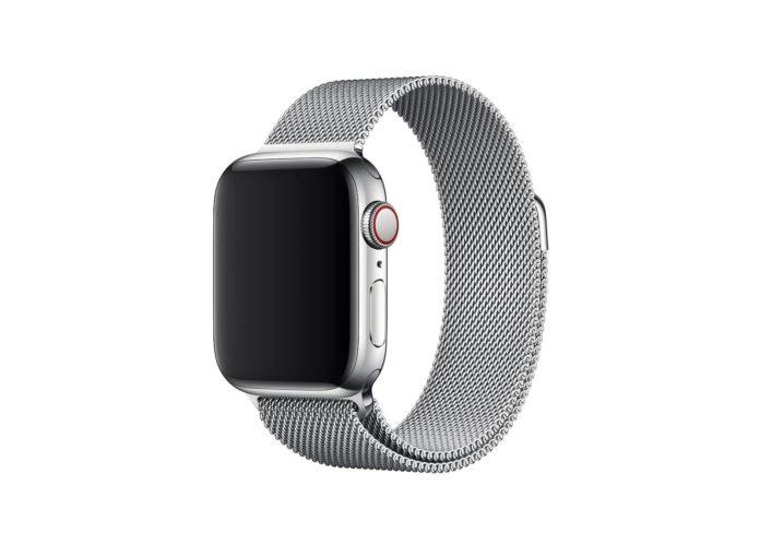 Apple Watch Milanese Loop Band (40mm) -min (1)