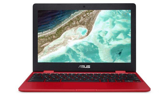 Asus C223NA-DH02-RD Chromebook 11.6-min