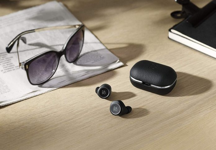 Bang & Olufsen Beoplay E8 2.0 True Wireless Earphones Qi Charging, Black - 1646100 -min