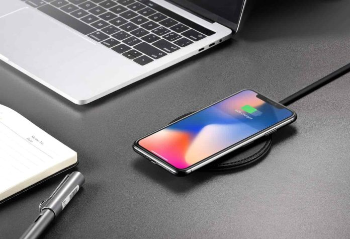 EasyAcc Fast Wireless Charger Pad-min
