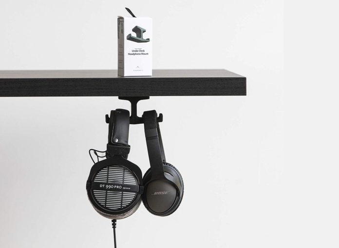 _Elevation Lab The Anchor - The Original Under-Desk Headphone Stand Mount-min (1)