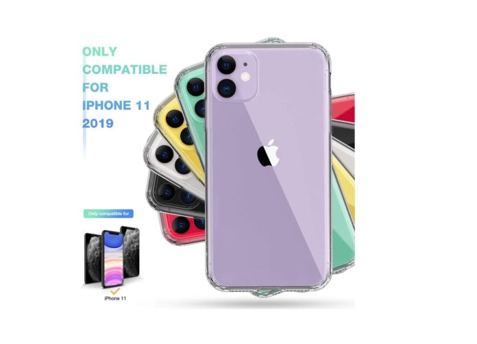 _Mkeke Compatible with iPhone 11 Case-min