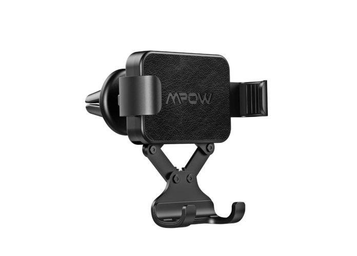 Mpow [Tech Patent Guarantee] Gravity Air Vent Car Mount-min