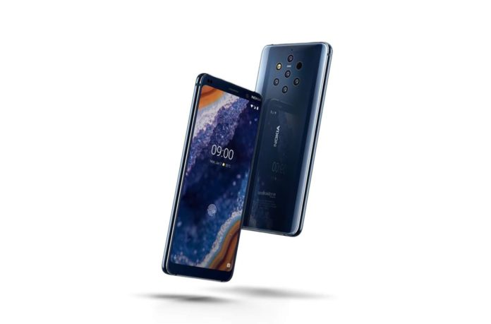 Nokia 9 PureView - Android 9.0 Pie-min