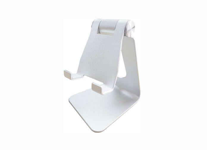 Oternal Adjustable Phone Tablet Stand Holder Dock-min