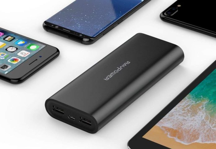 Portable Charger RAVPower 16750 Updated Phone Charger Battery-min