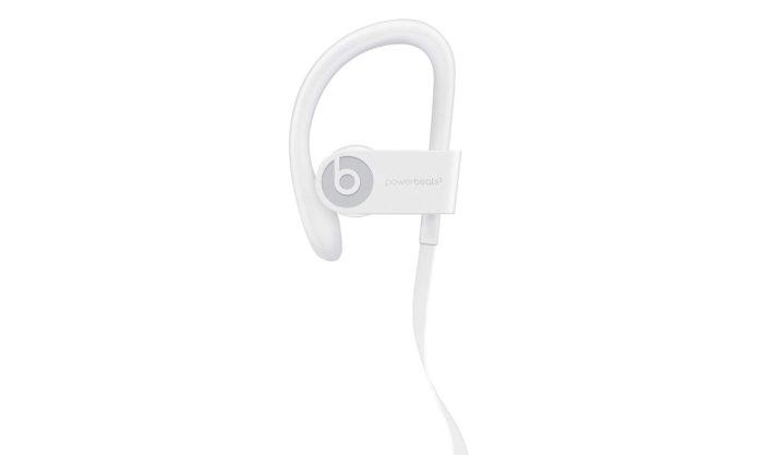 Powerbeats3 Wireless Earphones - White -min