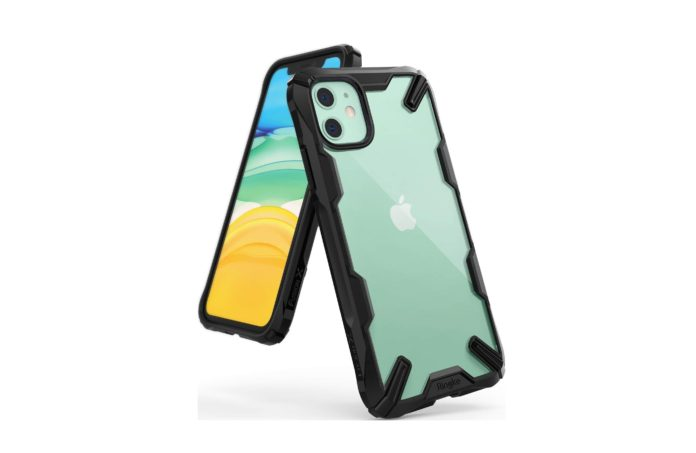 Ringke Fusion X Designed for iPhone 11 Case (2019) - Black -min